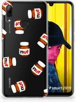 Huawei P Smart 2019 Uniek TPU Hoesje Nut Jar
