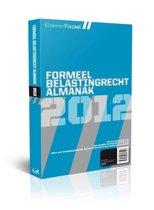 Elsevier formeel belastingrecht almanak 2012