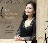 Piano Solo-Works By Bach, Mendelssohn