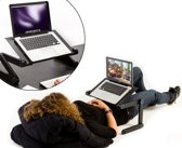Laptoptafel Verstelbaar - Ergo Notebook Stand - Macbook / Bed Laptop Standaard