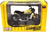 Ducati scrambler model motor