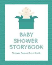 Baby Shower Storybook Shower Games Guest Book