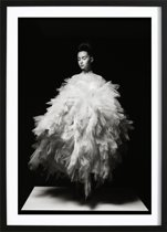 Dress Well Poster (70x100cm) - Fashion - Poster - Print - Wallified