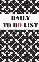 Daily to Do List