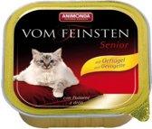 Animonda Vom Feinsten - Senior gevogelte - 32x100 gr.