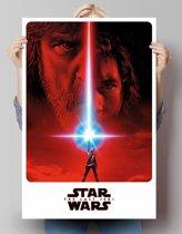 Star Wars Episode VIII - teaser  - Poster 61 x 91.5 cm