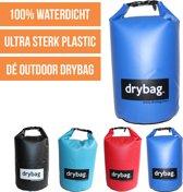 Drybag.store - waterdichte tas - 10l - donker blauw