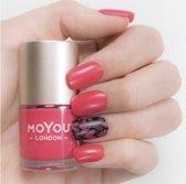 MoYou London Stempel Nagellak - Stamping Nail Polish 9ml. - Kiss me Quick