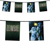 Vlaggenlijn Zombie Dubbelzijdig (6 M)