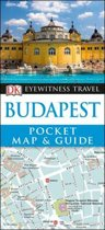DK Eyewitness Pocket Map & Guide Budapest