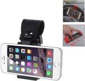 Auto Stuur telefoon houder Autohouder voor iPhone 4 4S 5 5C 5S SE 6 6S 7 7 Plus