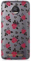 Motorola Moto Z2 Play Hoesje Roses