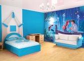 Fotobehang Disney, Zeemeermin | Blauw | 152,5x104cm