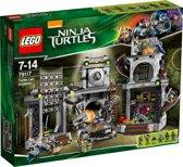 LEGO Ninja Turtles Invasie in het Turtle Hoofdkwartier - 79117