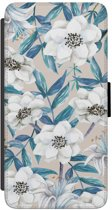 Samsung Galaxy S7 flipcase - Touch of flowers