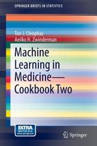 Machine Learning in Medicine - Cookbook Two