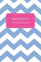 Marlena's Pocket Posh Journal, Chevron