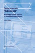 Governance in 'Cyberspace'