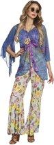 Hippy Bloemenvrouw - Kostuum - Maat 40/42