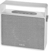 Quadra AEG BSS 4830 wit speaker