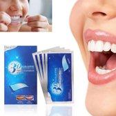 Premium verbeterd 3D Teeth Whitening Strips / Geen perioxide / Tanden bleken / Tand strips 14 paar