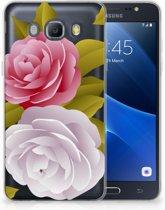 Samsung Galaxy J5 2016 Uniek TPU Hoesje Roses