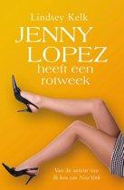 Jenny Lopez heeft een rotweek