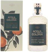 MULTI BUNDEL 2 stuks - 4711 - ACQUA cologne Blood Orange & Basil - eau de cologne - spray 170 ml
