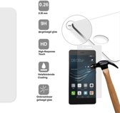 Tempered Glass voor Huawei Honor 8 Screenprotector Tempered Glass Glazen Gehard Screen Protector 2.5D 9H (2,6mm) ( Zeer sterk Materiaal)