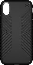 Speck Presidio Grip - Hoesje voor iphone X - Black