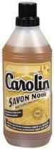 Carolin vloerreiniger met zwarte zeep - 2 x 1 liter
