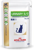 Royal Canin Urinary S/O Moderate Calorie - Vis - Kattenvoer - 12 x 100 g