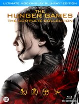 The Hunger Games: The Complete Collection Ultimate Mockingjay Edition (Blu-ray)
