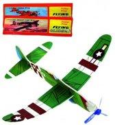 6 STUKS   Bouwpakketjes Foamvliegtuigen (Traktatie / Uitdeelcadeautjes)