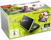 Afbeelding van New Nintendo 2DS XL + Mario Kart 7 - Zwart/ Groen