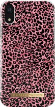 IDeal of Sweden Fashion Backcover iPhone Xr hoesje - Lush Leopard