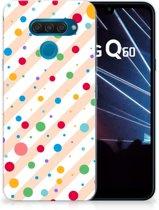 LG Q60 TPU bumper Dots