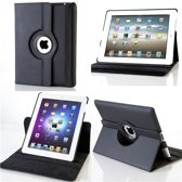 iPad Mini 4  hoes 360 graden Multi-stand draaibaar -Zwart