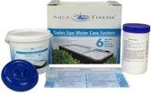 AquaFinesse pakket voor Swim Spa (voor 6 maanden)