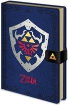 Zelda - Hylian Shield Notebook