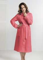 Taubert Thalasso Short Robe - coral XL