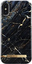 Ideal of Sweden iPhone Xs Max Fashion Back Case Port Laurent Marble