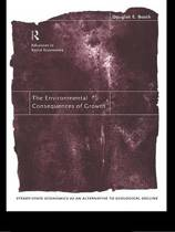 The Environmental Consequences of Growth