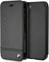 BMW Iphone 7 / 8 Folioblad Zwart mobiele telefoon behuizingen