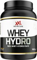 XXL Nutrition Whey Hydro - Proteïne Poeder / Proteïne Shake - 1000 gram - Cookies and Cream