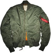 Alpha Industries MA-1 VF 59 jack sage green