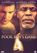 Poor Boy's Game (dvd)