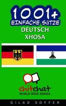 1001+ Einfache S tze Deutsch - Xhosa