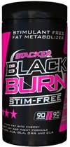 Black Burn Stim Free 90caps