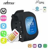 TKSTAR Slim Pols GPS Tracker | Anti-verloren SOS | Bediening Via iPhone Android | Voor Kinderen
